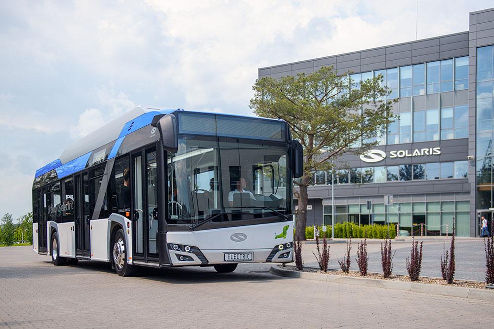 Berlin zamawia 90 elektrycznych Solarisów