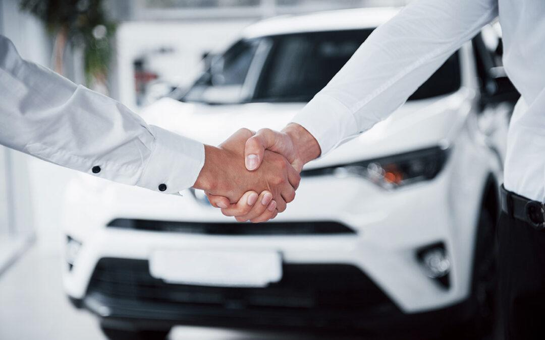 Sprzedaż nowych samochodów w Polsce w 2020 r.