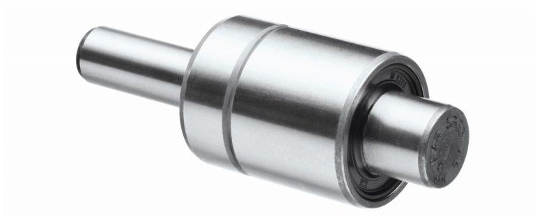 W pompach cieczy HEPU po stronie koła napędowego zastosowano łożyska igiełkowe.